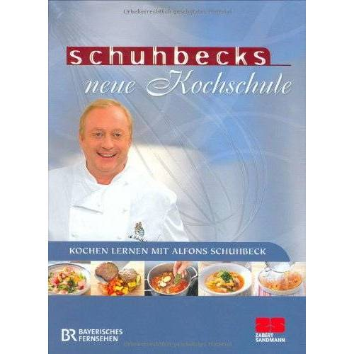 Alfons Schuhbeck - Schuhbecks neue Kochschule: Kochen lernen mit Alfons Schuhbeck - Preis vom 15.01.2021 06:07:28 h