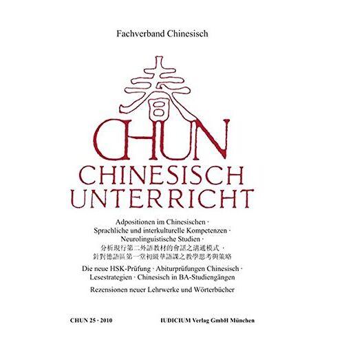 Fachverband Chinesisch - Chun. Chinesischunterricht / Chun. Chinesischunterricht - Preis vom 17.04.2021 04:51:59 h
