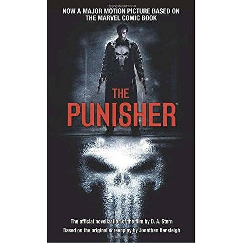 D.A. Stern - The Punisher - Preis vom 24.02.2021 06:00:20 h