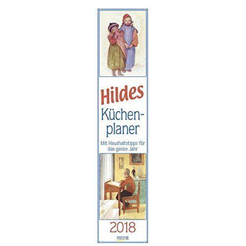 Korsch Verlag - Hildes Küchenplaner 2018: Langplaner - Preis vom 10.11.2019 06:02:15 h