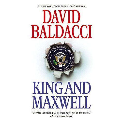 David Baldacci - King and Maxwell (King & Maxwell) - Preis vom 10.04.2021 04:53:14 h