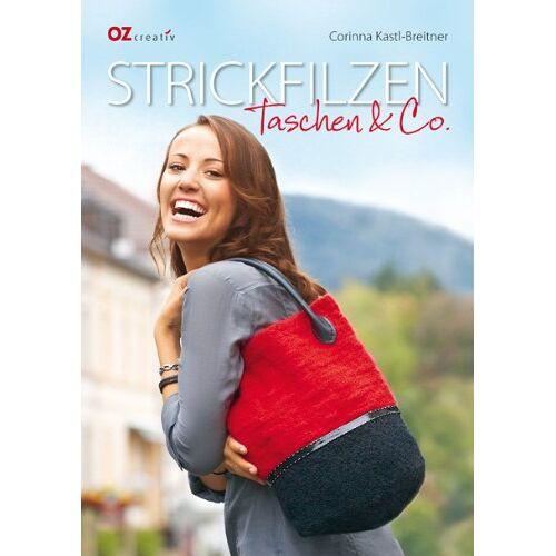 Corinna Kastl-Breitner - Strickfilzen: Taschen & Co - Preis vom 10.05.2021 04:48:42 h