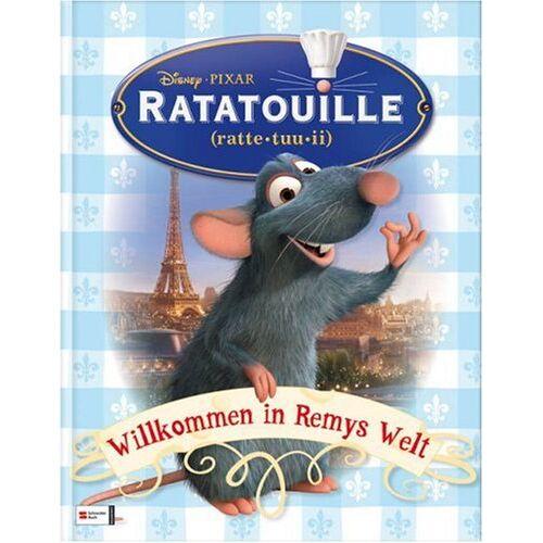 Walt Disney - Ratatouille: Willkommen in Remys Welt - Preis vom 17.04.2021 04:51:59 h