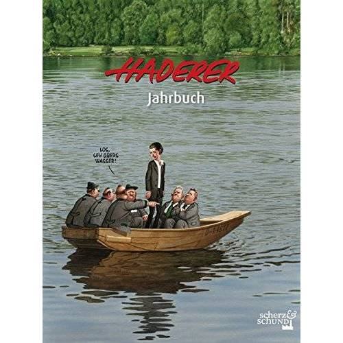 Gerhard Haderer - Haderer Jahrbuch: Nr. 10 (Haderer Jahrbücher) - Preis vom 12.04.2021 04:50:28 h