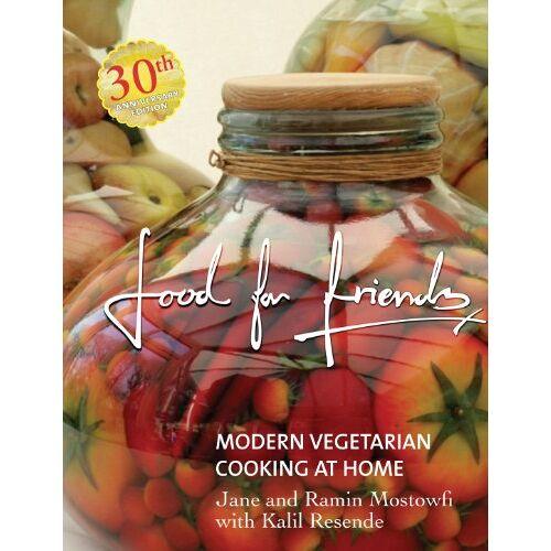 Jane Mostowfi - Food for Friends - Preis vom 12.01.2021 06:02:37 h