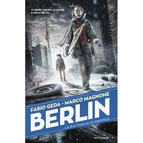 Fabio Geda - Berlin: Gropius - Preis vom 13.05.2021 04:51:36 h
