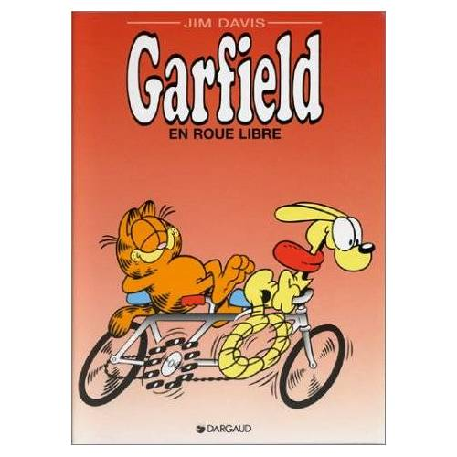 Jim Davis - Garfield t29 garfield en roue libre - Preis vom 06.04.2021 04:49:59 h