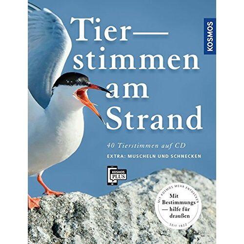 Holger Haag - Tierstimmen am Strand (CD+Leporello: Tierstimmen an Nord- und Ostsee - Preis vom 25.02.2021 06:08:03 h