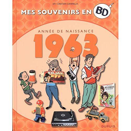 - Mes souvenirs en BD - 1963 (MES SOUVENIRS EN BD (24)) - Preis vom 20.10.2020 04:55:35 h