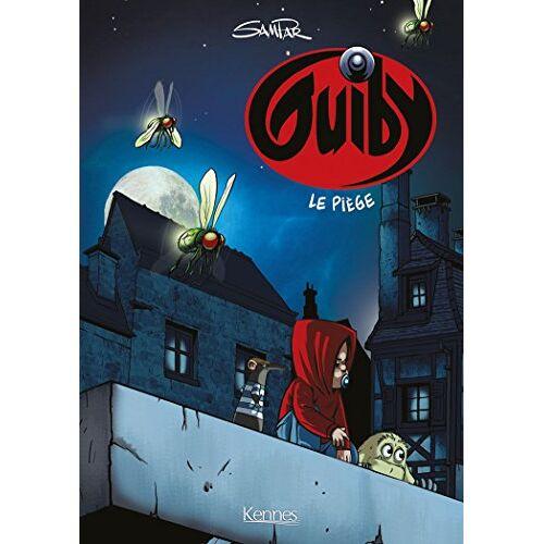 Sampar - GUIBY T02 Le piège - Preis vom 18.10.2020 04:52:00 h