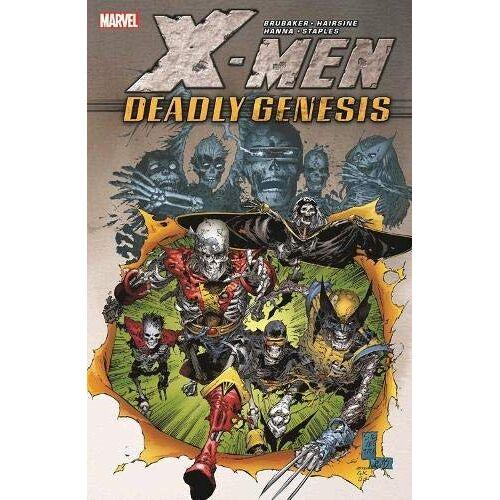 Ed Brubaker - X-Men: Deadly Genesis - Preis vom 22.10.2020 04:52:23 h