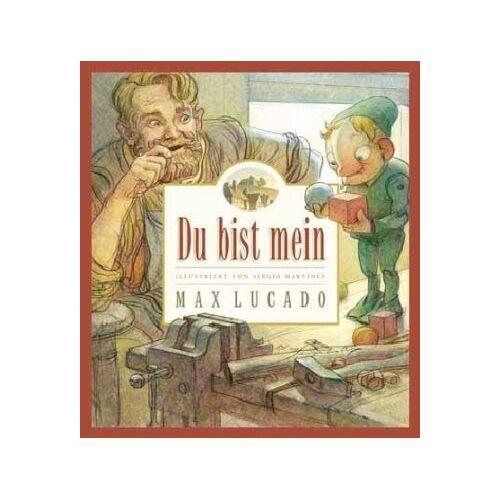 Max Lucado - Du bist mein - Preis vom 14.04.2021 04:53:30 h