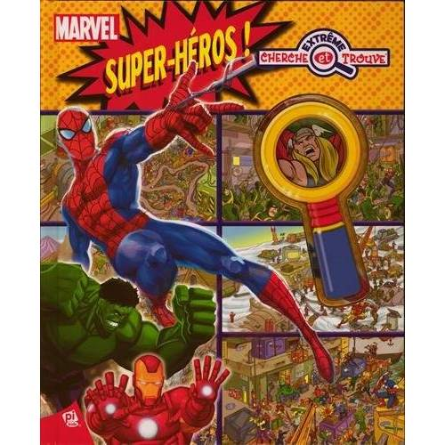 Marvel - Marvel super-héros ! - Preis vom 28.02.2021 06:03:40 h