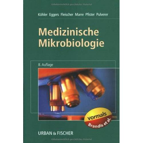 Werner Köhler - Medizinische Mikrobiologie - Preis vom 15.05.2021 04:43:31 h