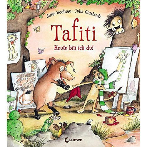 Julia Boehme - Tafiti - Heute bin ich du! - Preis vom 16.04.2021 04:54:32 h