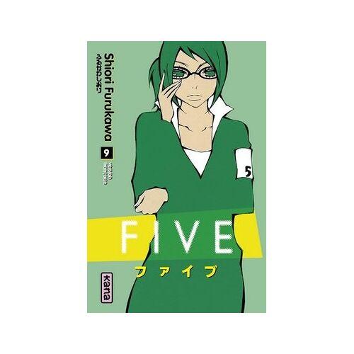 Shiori Furukawa - Five, Tome 9 - Preis vom 05.05.2021 04:54:13 h