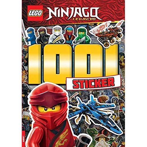 - LEGO® NINJAGO® – 1001 Sticker - Preis vom 20.10.2020 04:55:35 h