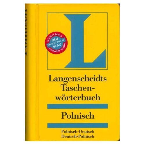 - Langenscheidt Taschenwörterbuch Polnisch. Polnisch-Deutsch, Deutsch-Polnisch - Preis vom 24.10.2020 04:52:40 h