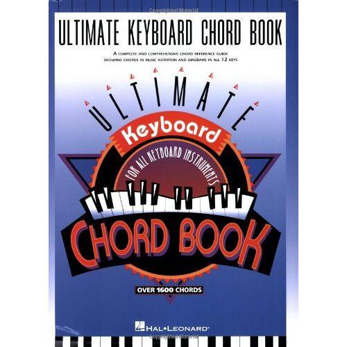 Various - Ultimate Keyboard Chord Book: Buch für Keyboard, Klavier - Preis vom 20.10.2020 04:55:35 h
