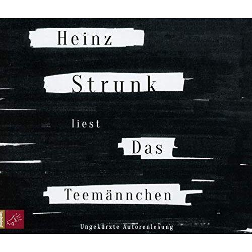 Heinz Strunk - Das Teemännchen: Erzählungen - Preis vom 11.05.2021 04:49:30 h