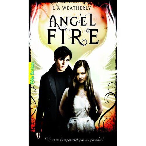 L.A. Weatherly - Angel Fire - Preis vom 20.10.2020 04:55:35 h