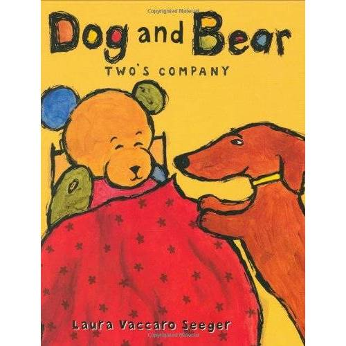 Seeger, Laura Vaccaro - Dog and Bear: Two's Company (Dog and Bear Series) - Preis vom 16.04.2021 04:54:32 h
