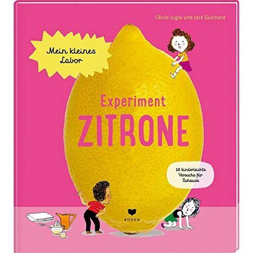 Cécile Jugla - Experiment Zitrone (Mein kleines Labor) - Preis vom 13.05.2021 04:51:36 h