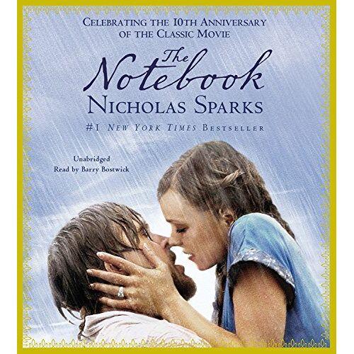 Nicholas Sparks - The Notebook - Preis vom 20.10.2020 04:55:35 h