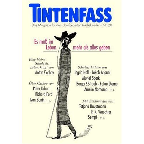 Daniel Kampa - Tintenfass Nr. 28: Das Magazin für den überforderten Intellektuellen - Preis vom 18.01.2020 06:00:44 h