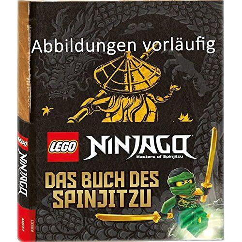 - LEGO® NINJAGO® Das Buch des Spinjitzu: Das Handbuch für Ninja - Preis vom 30.03.2020 04:52:37 h