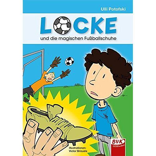 Ulli Potofski - Locke und die magischen Fußballschuhe - ein Comic - Preis vom 05.05.2021 04:54:13 h