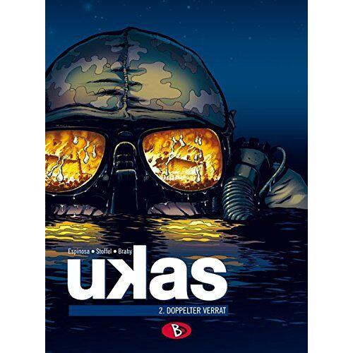 Luc Brahy - Ukas #2: Doppelter Verrat - Preis vom 06.05.2021 04:54:26 h