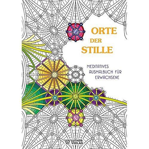 Hans Möhler - Orte der Stille: Meditatives Malbuch für Erwachsene - Preis vom 04.04.2020 04:53:55 h