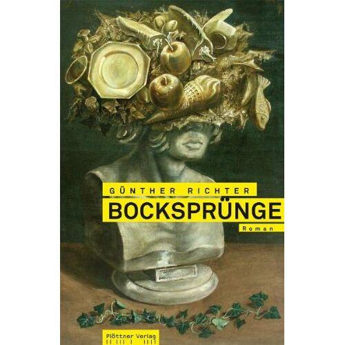 Günter Richter - Bocksprünge: Ein skurril-poetischer Roman - Preis vom 12.05.2021 04:50:50 h