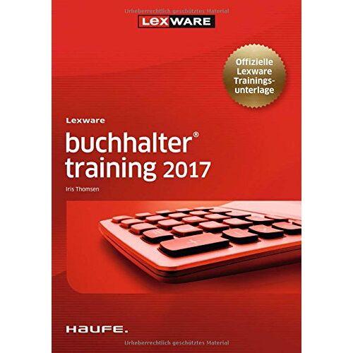 Iris Thomsen - Lexware buchhalter® training 2017 (Lexware Training) - Preis vom 27.02.2021 06:04:24 h