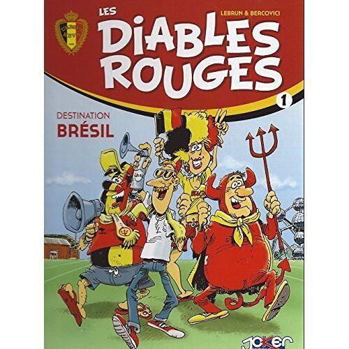 Bercovici+Lebrun - Les Diables Rouges T1 Fr - Preis vom 06.09.2020 04:54:28 h