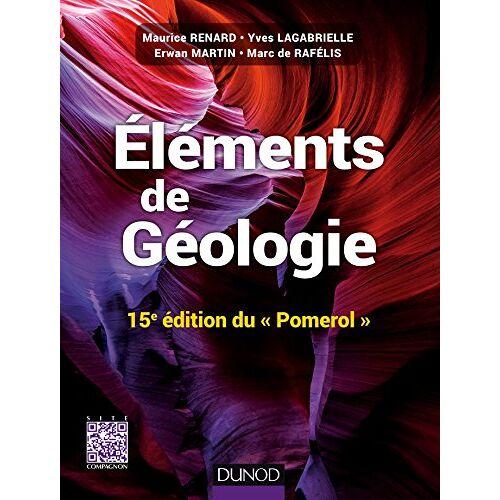 Maurice Renard - Eléments de Géologie - Preis vom 12.05.2021 04:50:50 h