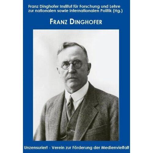 Franz Dinghofer Institut - Franz Dinghofer - Preis vom 20.10.2020 04:55:35 h