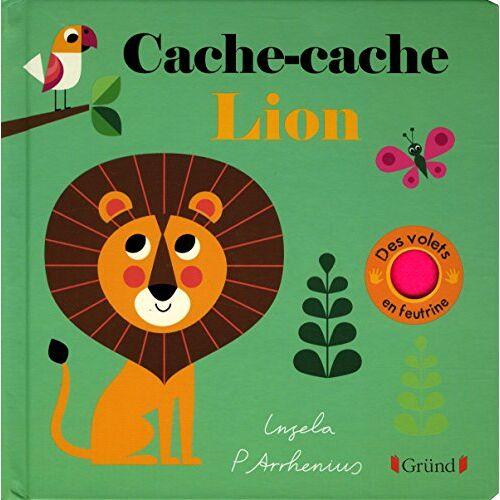 - Cache-cache Lion - Preis vom 06.09.2020 04:54:28 h