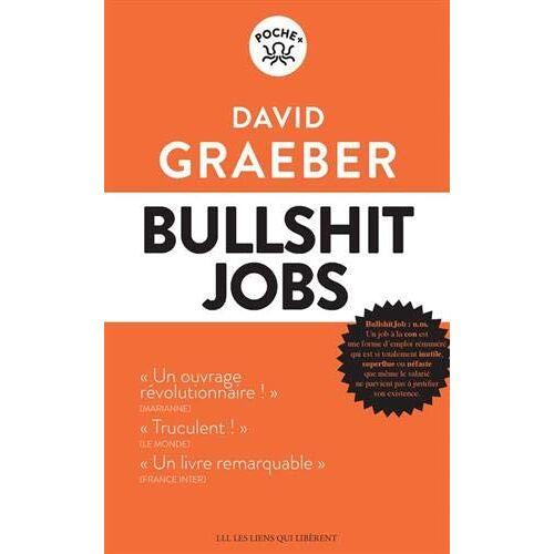 - Bullshit Jobs - Preis vom 19.01.2021 06:03:31 h