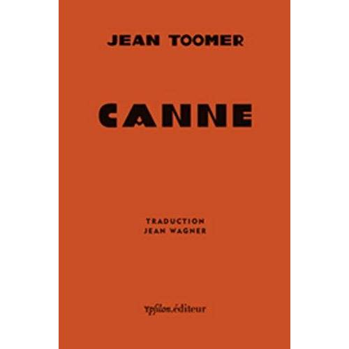Jean Toomer - Canne - Preis vom 05.09.2020 04:49:05 h