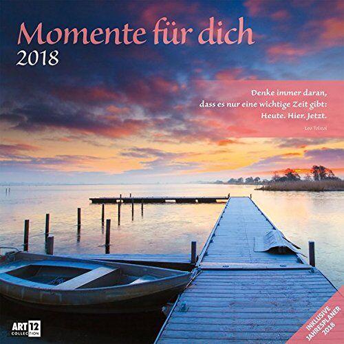 Ackermann Kunstverlag - Momente für Dich 30x30 2018 - Preis vom 05.08.2019 06:12:28 h