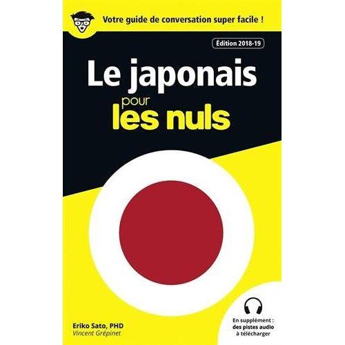 - Le japonais pour les nuls - Preis vom 05.05.2021 04:54:13 h