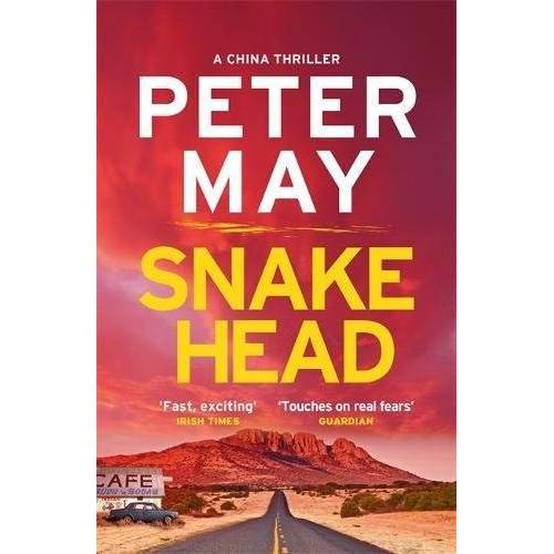 Peter May - Snakehead: China Thriller 4 (China Thrillers) - Preis vom 05.09.2020 04:49:05 h