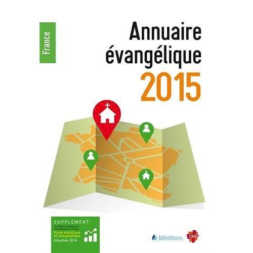 Cnef - Annuaire évangelique 2015 - Preis vom 25.10.2020 05:48:23 h