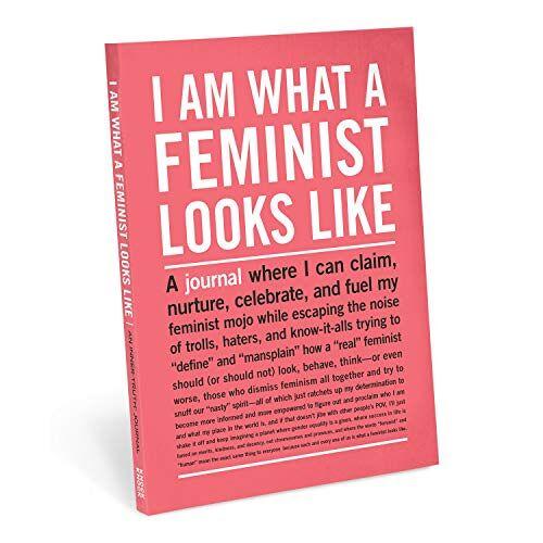 Knock Knock - Knock Knock I Am What a Feminist Looks Like Inner-truth Journal - Preis vom 20.10.2020 04:55:35 h