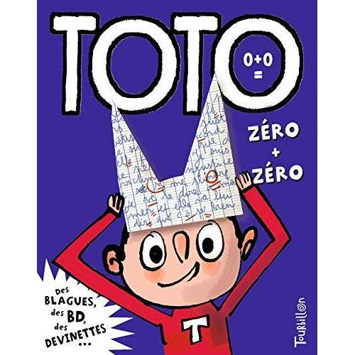 - Toto, le super zéro !, Tome 0 : Zéro + zéro - Preis vom 23.02.2021 06:05:19 h