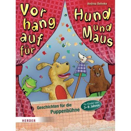 Andrea Behnke - Vorhang auf für Hund und Maus - Preis vom 15.04.2021 04:51:42 h