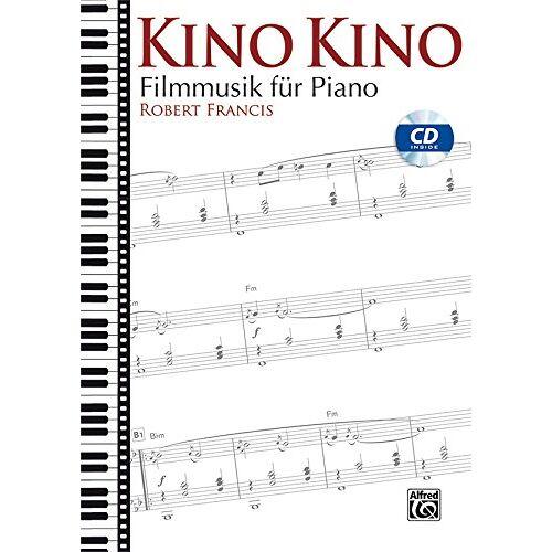 Robert Francis - Kino Kino: Filmmusik für Piano - Preis vom 09.05.2021 04:52:39 h