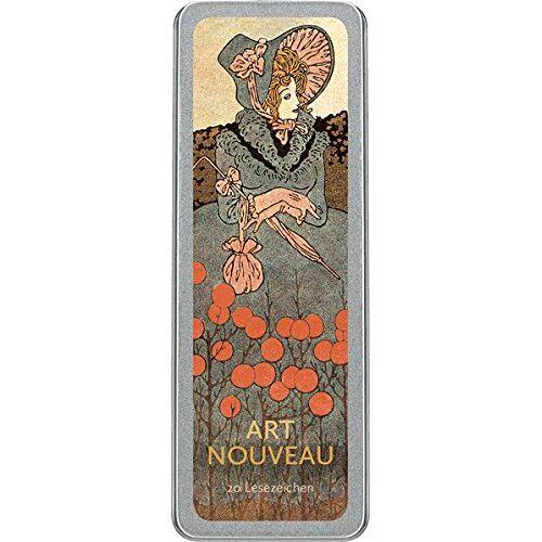 - Art Nouveau: Lesezeichen - Preis vom 08.09.2020 04:50:07 h